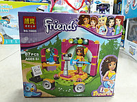 Конструктор Bela Friends 10605 87 pcs