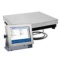 Платформенные высокоточные весы с внутренней калибровкой HY10.150.C3.K