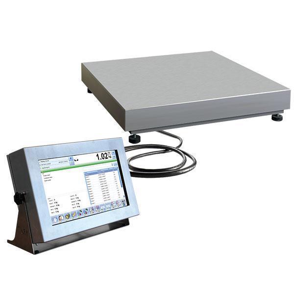 Платформенные высокоточные весы с внутренней калибровкой TMX15R.150.H4.K