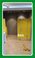 Перегородка сантехническая туалетная из ЛДСП 16 мм, фото 1