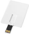 USB Накопитель в Виде Кредитной Карты, Белый