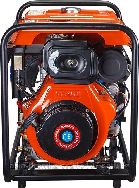 Дизельный генератор сварочный SDW180E