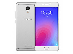 Смартфон Meizu M6 32Gb Silver