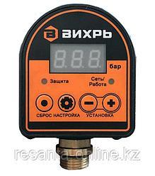 Автоматическое реле давления ВИХРЬ АРД-1 (Регулятор давления- датчик сухого хода)