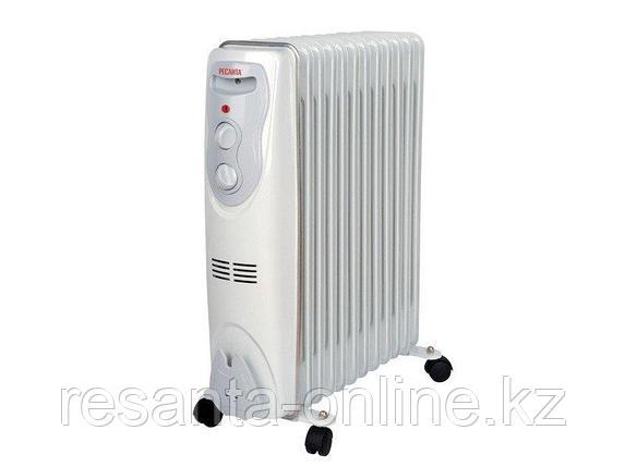 Масляный радиатор РЕСАНТА ОМ-12Н (2,5 кВт), фото 2