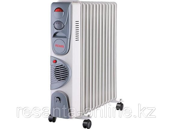 Масляный радиатор РЕСАНТА ОМ-12НВ (2,5 кВт), фото 2