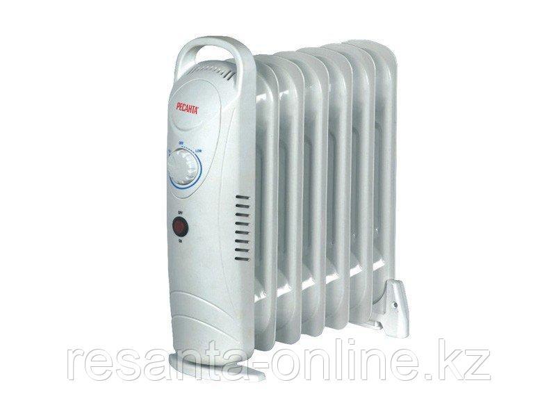 Масляный радиатор РЕСАНТА ОММ-7Н (0,7 кВт)
