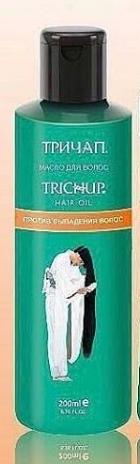 Масло Тричап для волос 200мл