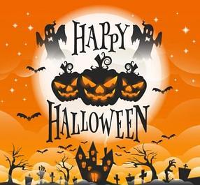 Украшения и аксессуары на праздник Хэллоуин