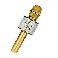 Bluetooth микрофон hoco BK3 gold