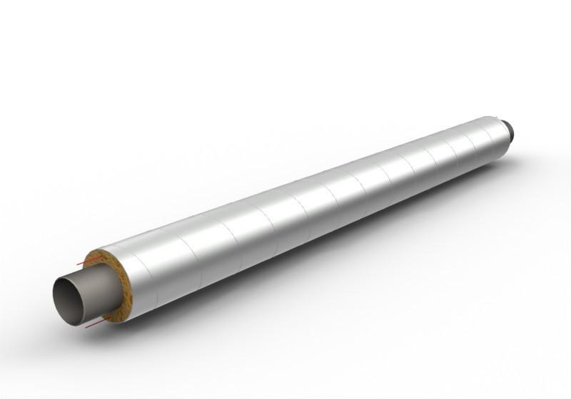 Труба в изоляции ППУ 225 х 50
