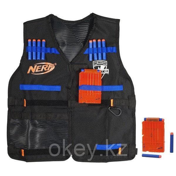 Nerf: Элит Жилет Агента с 12 стрелами и 2 обоймами A0250