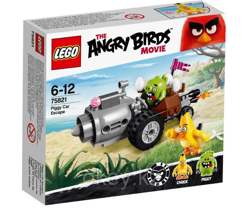 LEGO Angry Birds: Побег из машины свинок 75821