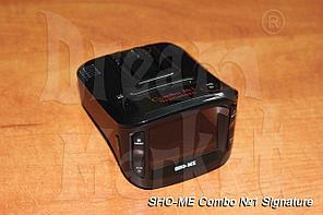 Sho-Me Combo №1 Signature, видеорегистратор, радар-детектор, GPS, база камер