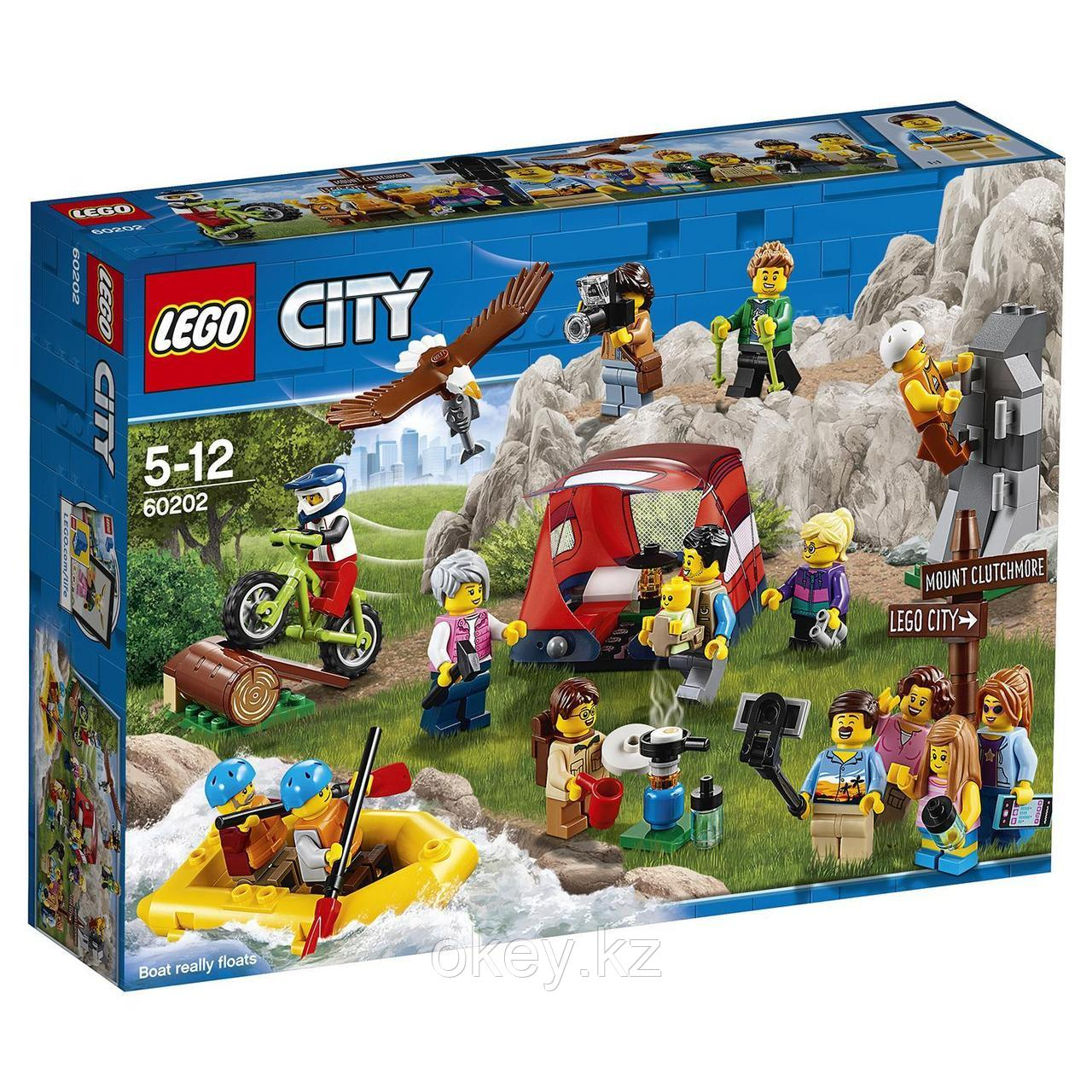 LEGO City: Любители активного отдыха 60202