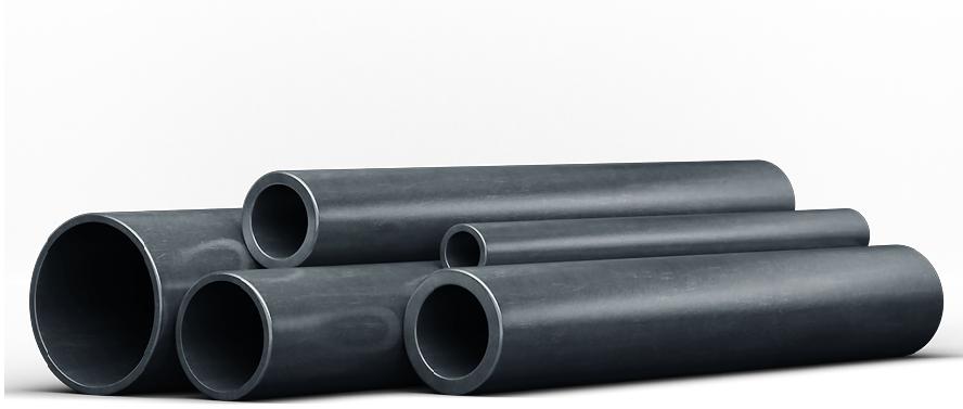 Труба водогазопроводная ВГП 50 мм ст. 20 электросварная