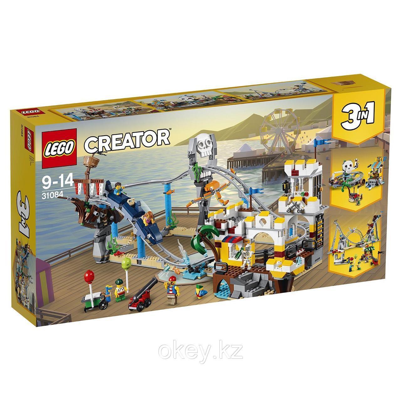 LEGO Creator: Аттракцион «Пиратские горки» 31084