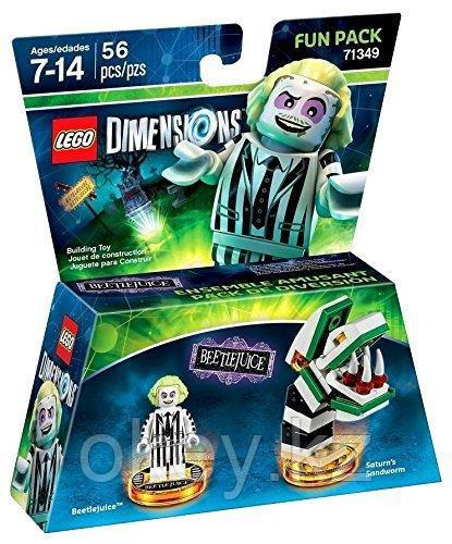 LEGO Dimensions: Битлджус (Fun Pack) 71349