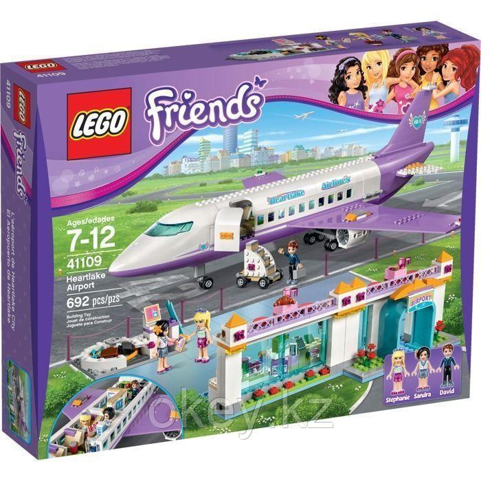 LEGO Friends: Аэропорт Хартлэйк 41109