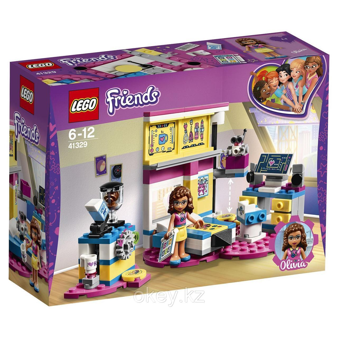LEGO Friends: Комната Оливии 41329