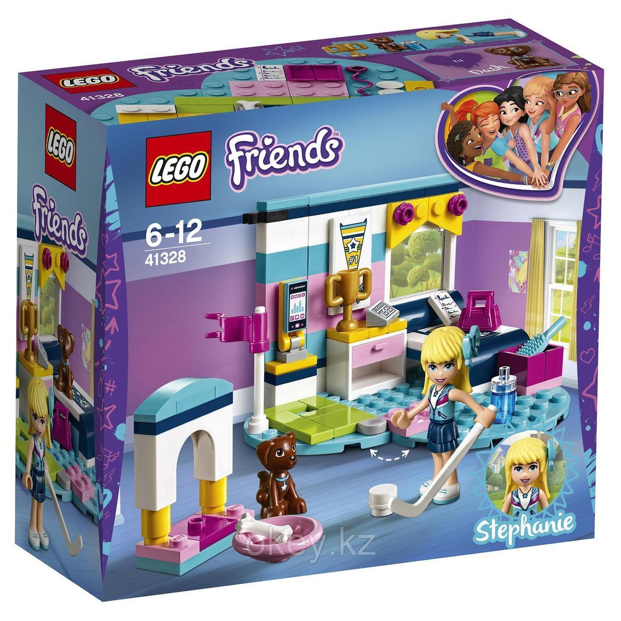 LEGO Friends: Комната Стефани 41328