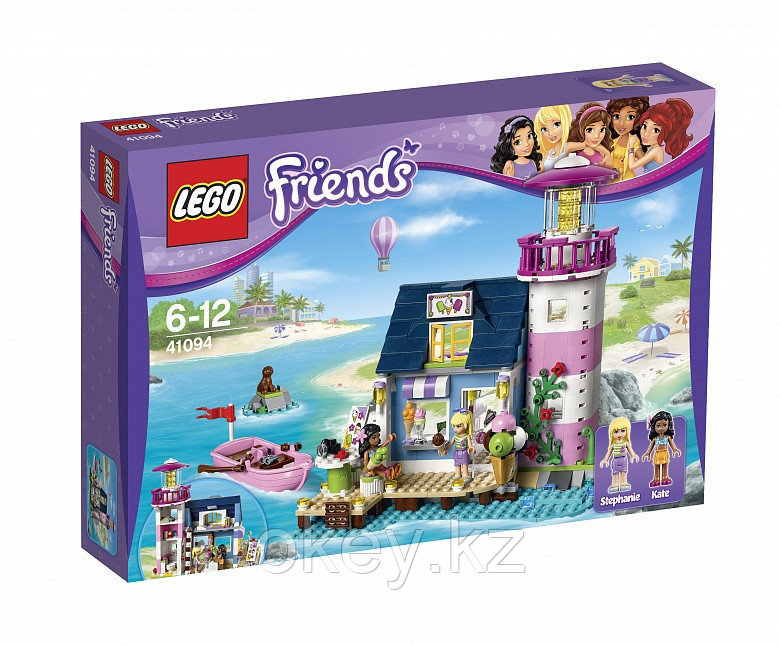 LEGO Friends: Маяк 41094