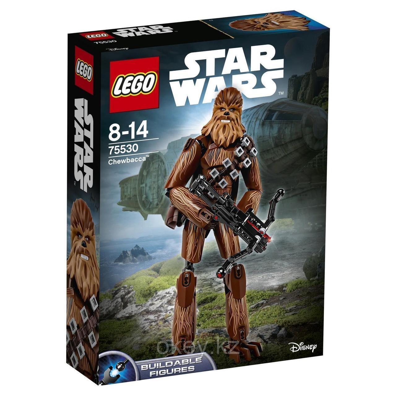 LEGO Star Wars: Чубакка 75530