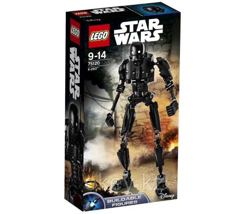 LEGO Star Wars: K-2SO Дроид 75120