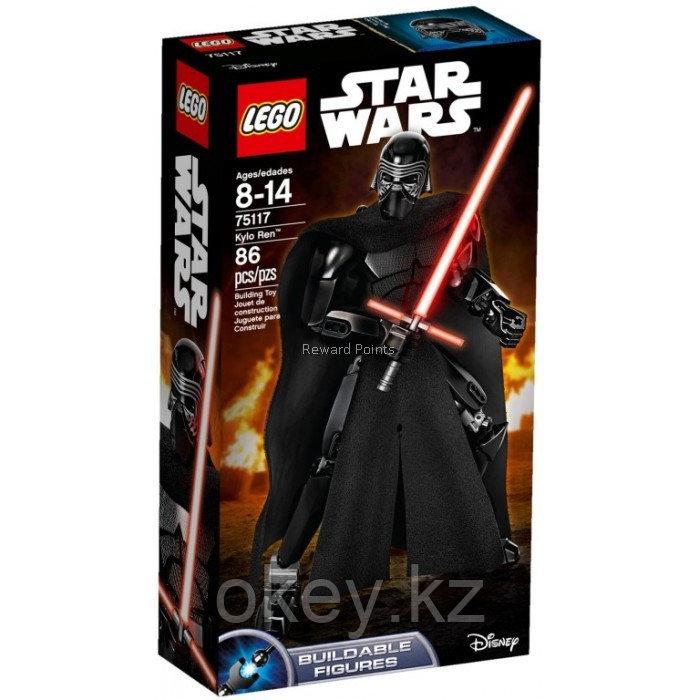 LEGO Star Wars: Кайло Рен 75117