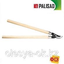 Сучкорез, 640 мм, из углеродистой стали, деревянные ручки.  PALISAD