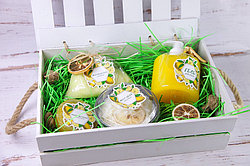 Цитрусовый набор для ванн