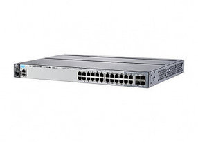 Коммутатор HP Enterprise Aruba 2920 24G Switch/2x10GbE SFP+/Stack Mod+Cable Bundle (J9726A#ABB/Bundle)