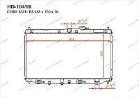 Радиатор основной 19010P45505