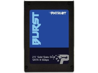 "Жесткий диск PATRIOT PBU240GS25SSDR SSD SATA2.5"" 240GB										, фото 2"