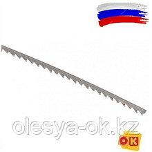 Полотна для лобзика, 125 мм, 20 шт. Россия