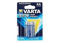 """Батарейки VARTA """"High Energy"""" АА (пальчиковые) 2 шт/упак"""