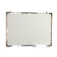 Доска магнитно-маркерная (двухсторонняя) 60х90 см.
