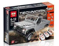 "Конструктор Technician ""Land-rover defender 110"" Lepin 23003, 3643 дет. (аналог лего MOC-0580), фото 1"
