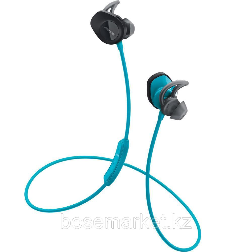 Наушники SoundSport Wireless Bose аква