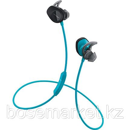 Наушники SoundSport Wireless Bose аква, фото 2