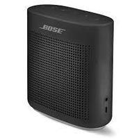 Портативная колонка Bose SoundLink Color II черный
