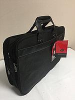 Вместительный деловой портфель для командировок.Формат  А3. Высота 36 см,длина 47,5 см,ширина 11 см., фото 1