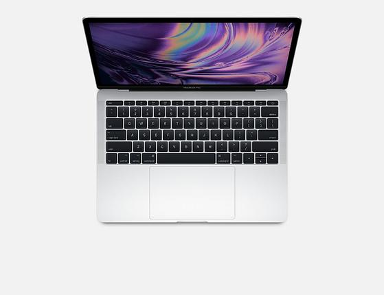 Apple MacBook Pro 13 128Gb Mid 2018 Space Gray Silver, фото 2