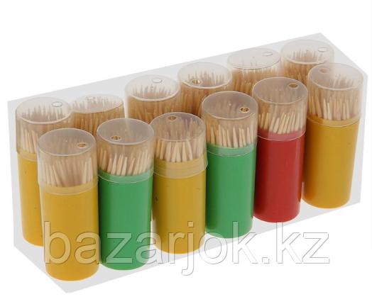 Зубочистки 90-100 шт