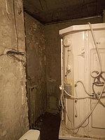 Паровая комната (хамам) в квартире. Размер = 1,0 х 1,5 х 2,3 м. Адрес: г. Алматы, ул. Бухар Жырау 22. 30