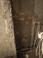 Паровая комната (хамам) в квартире. Размер = 1,0 х 1,5 х 2,3 м. Адрес: г. Алматы, ул. Бухар Жырау 22. 28