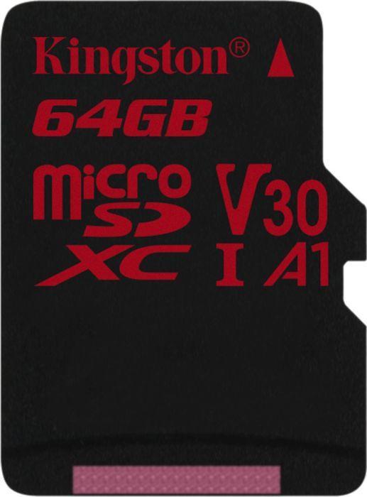 Kingston карта-памяти для GoPro HERO 5/6/7 на 64Гб
