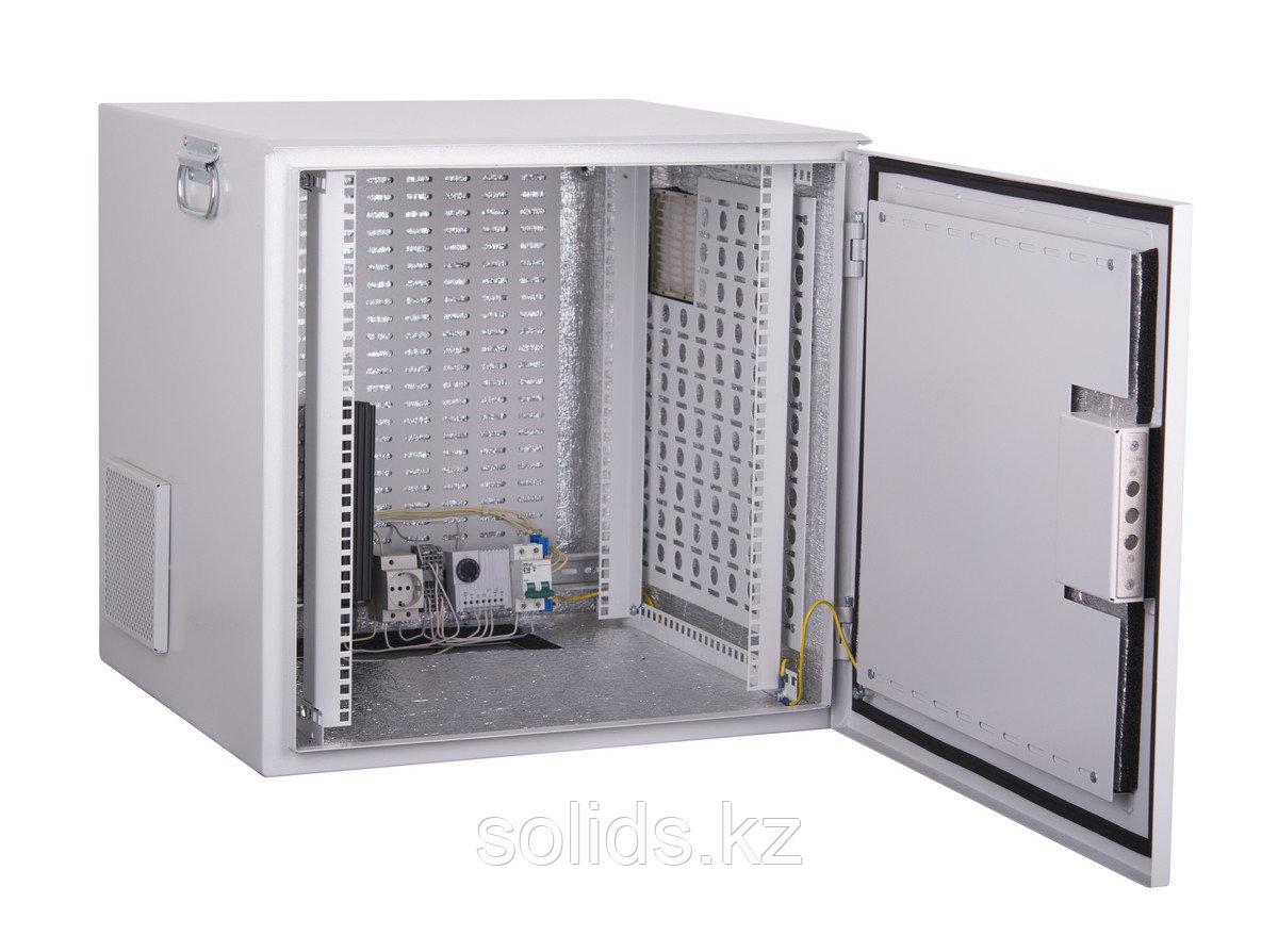 Шкаф настенный климатический  15U IP54