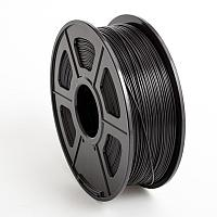 3D PLA Пластик WANHAO Black 1.75mm 1kg, фото 1