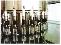Автомат линия розлива газ. минводы 0,5 л, 1,0 л, 1,5л, 2000 бут/час, фото 3